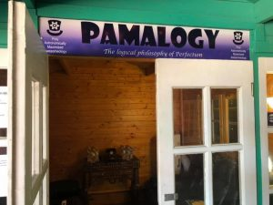 The Pamalogy Office is Open