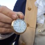 A pamalogist asks whether a time piece would have been invented if there was no such thing as time.